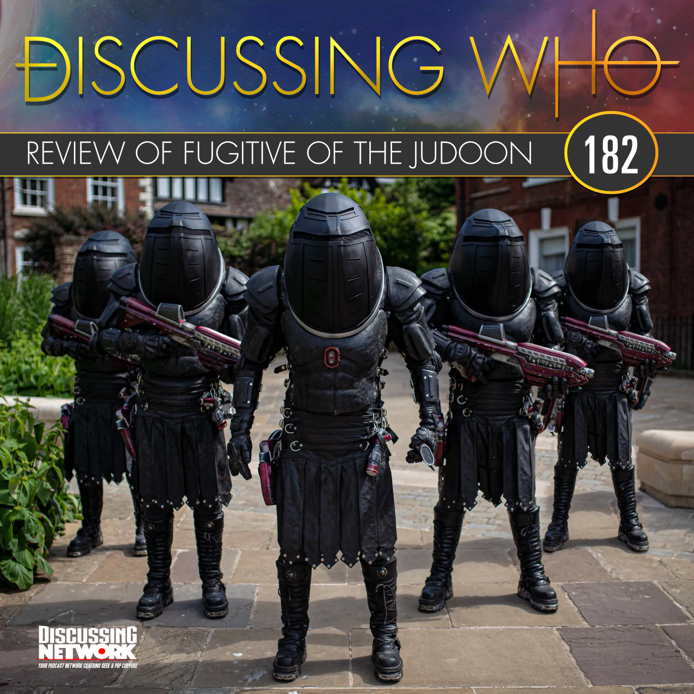 Discussing Who Episode 182