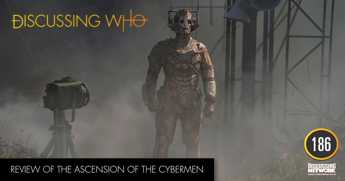 The Ascension of the Cybermen