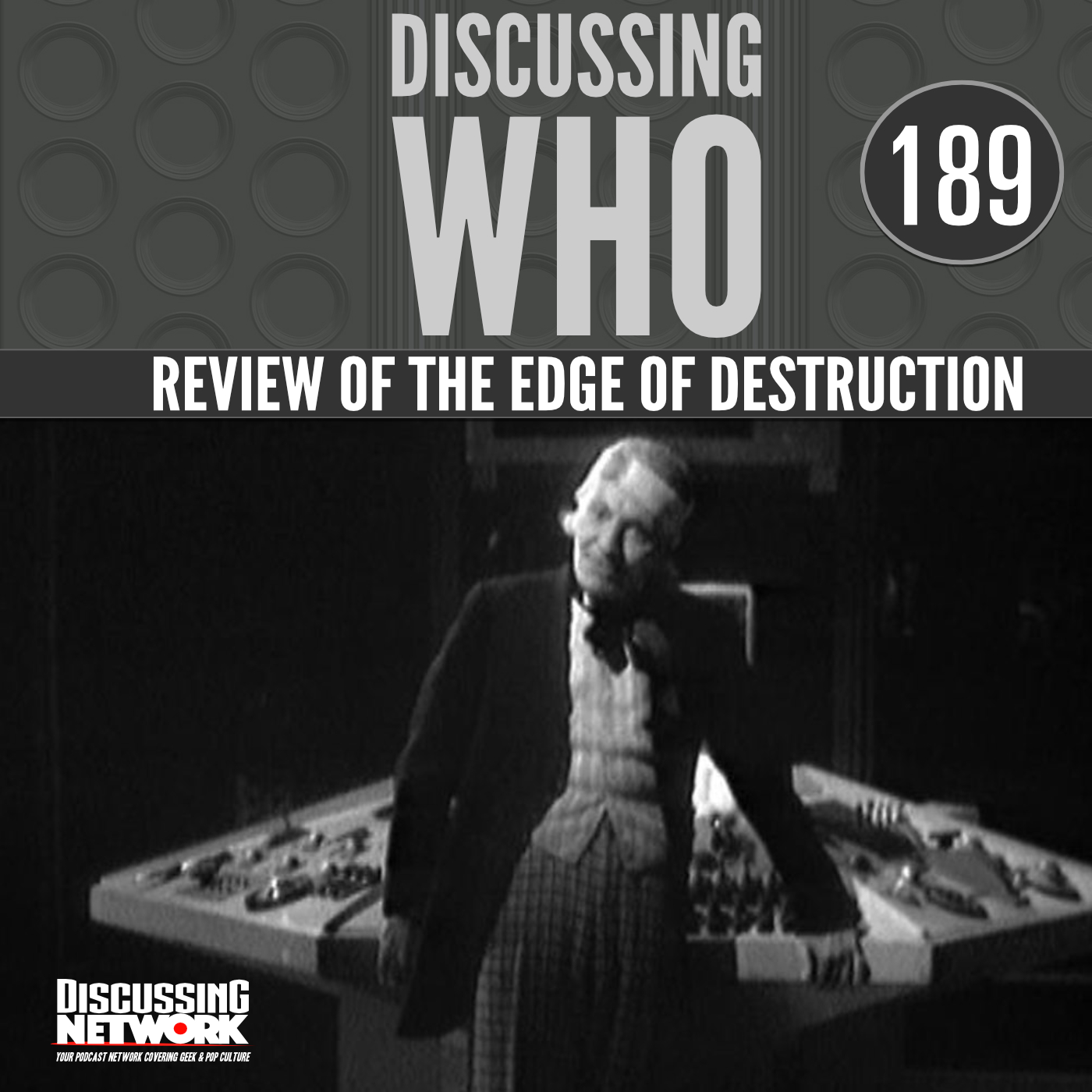 Discussing Who Episode 189