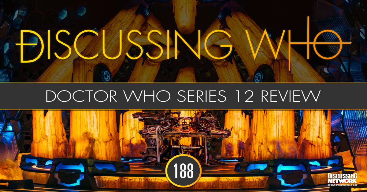 Doctor Who Series 12 Review