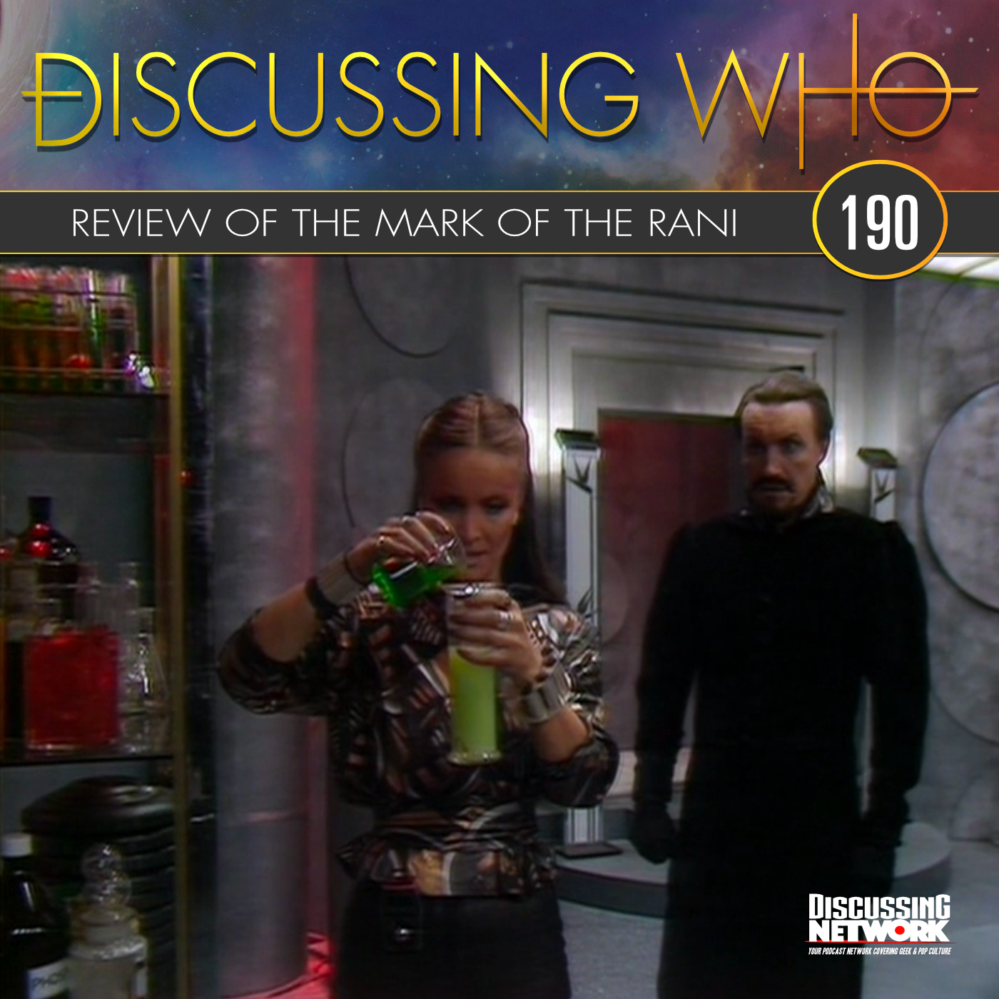 Discussing Who Review of The Mark of the Rani