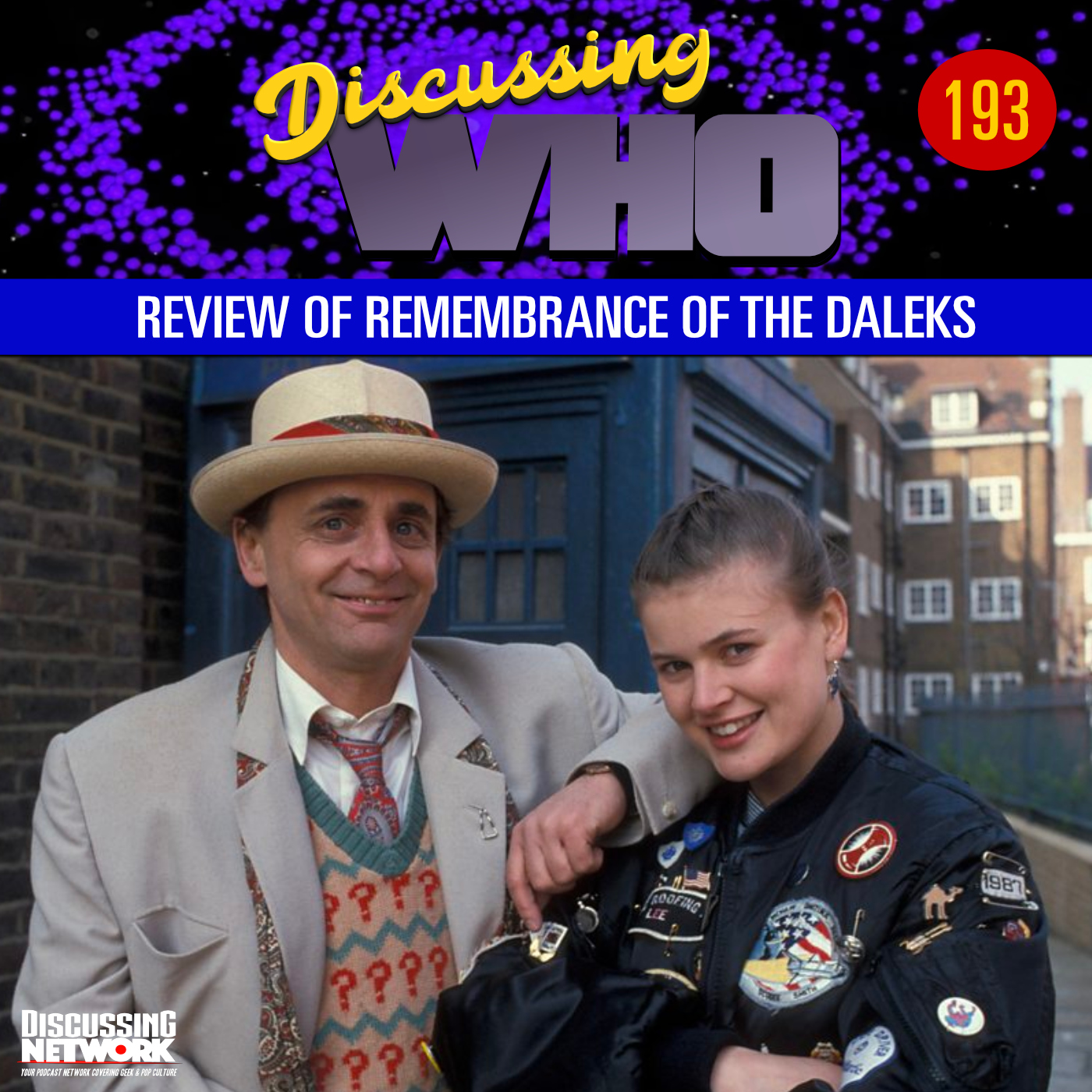 Discussing Who Episode 193 Review of Remembrance of the Daleks