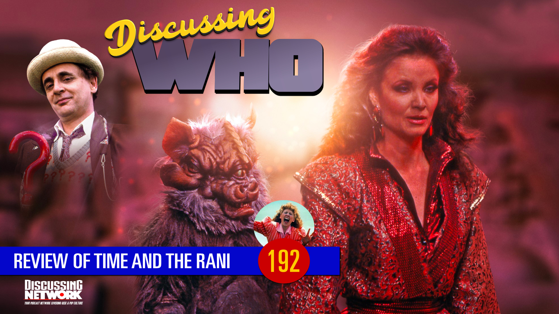 Discussing Who Podcast Ep 192