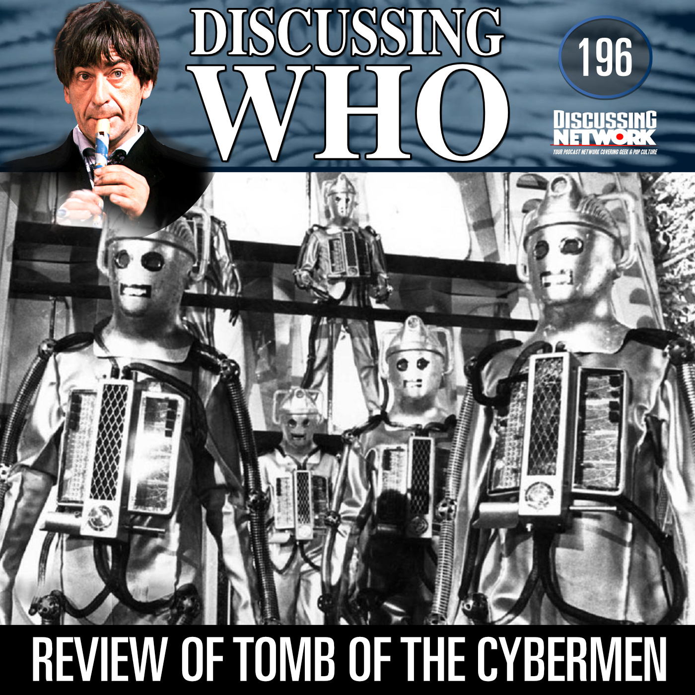 Discussing Who Review of Tomb of the Cybermen