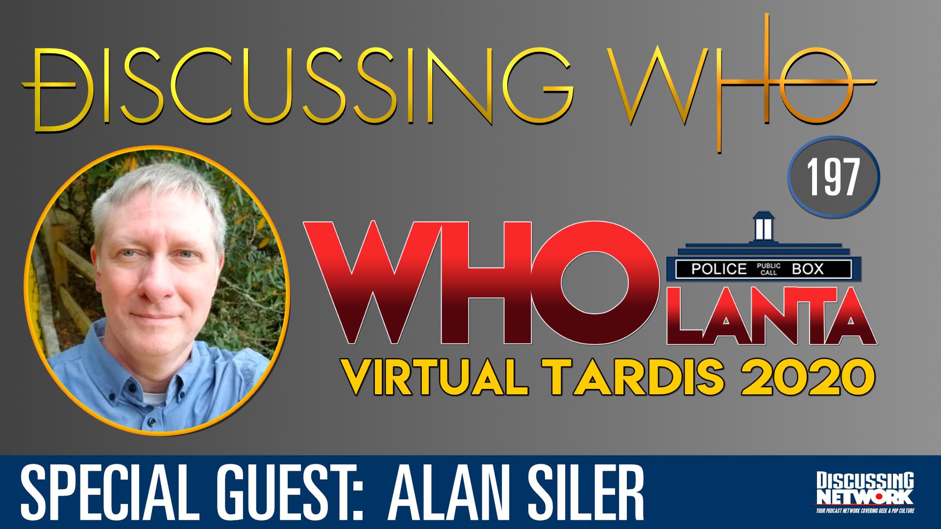 Alan Siler on Discussing Who WHOLanta 2020