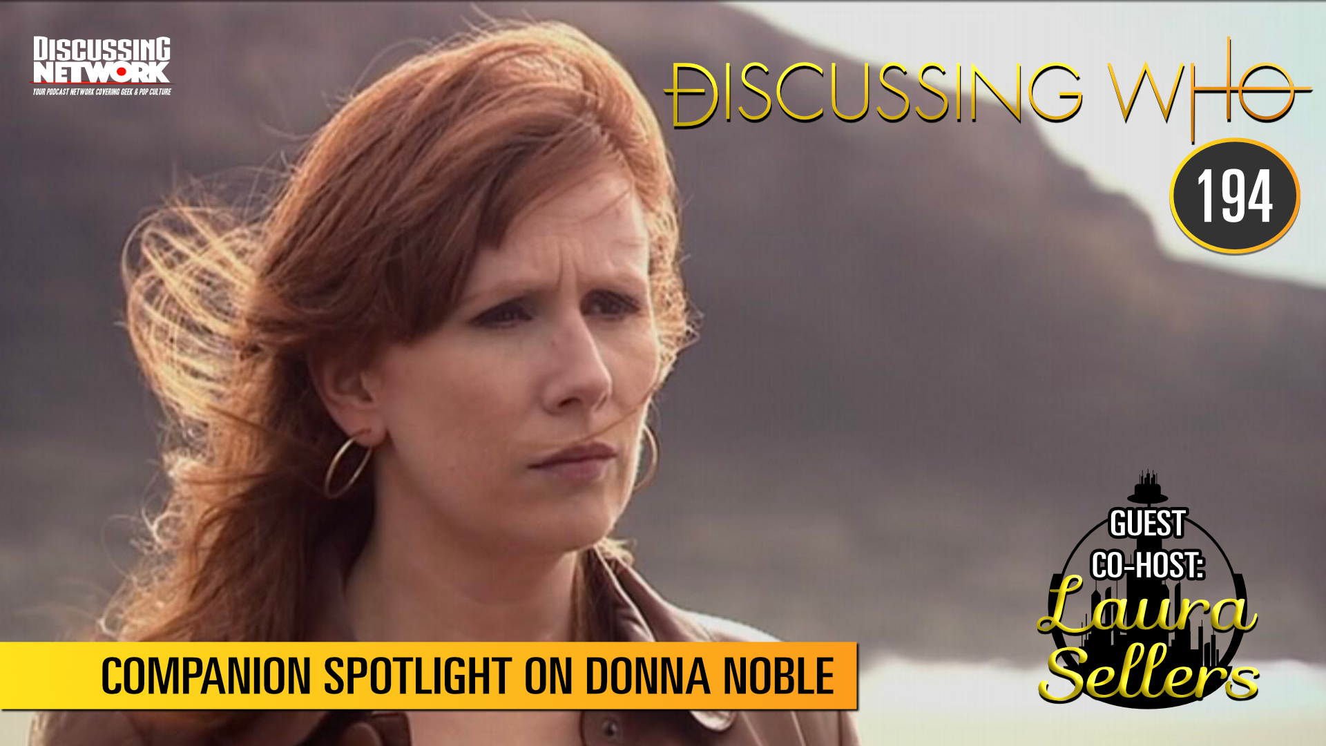 Companion Spotlight on Donna Noble