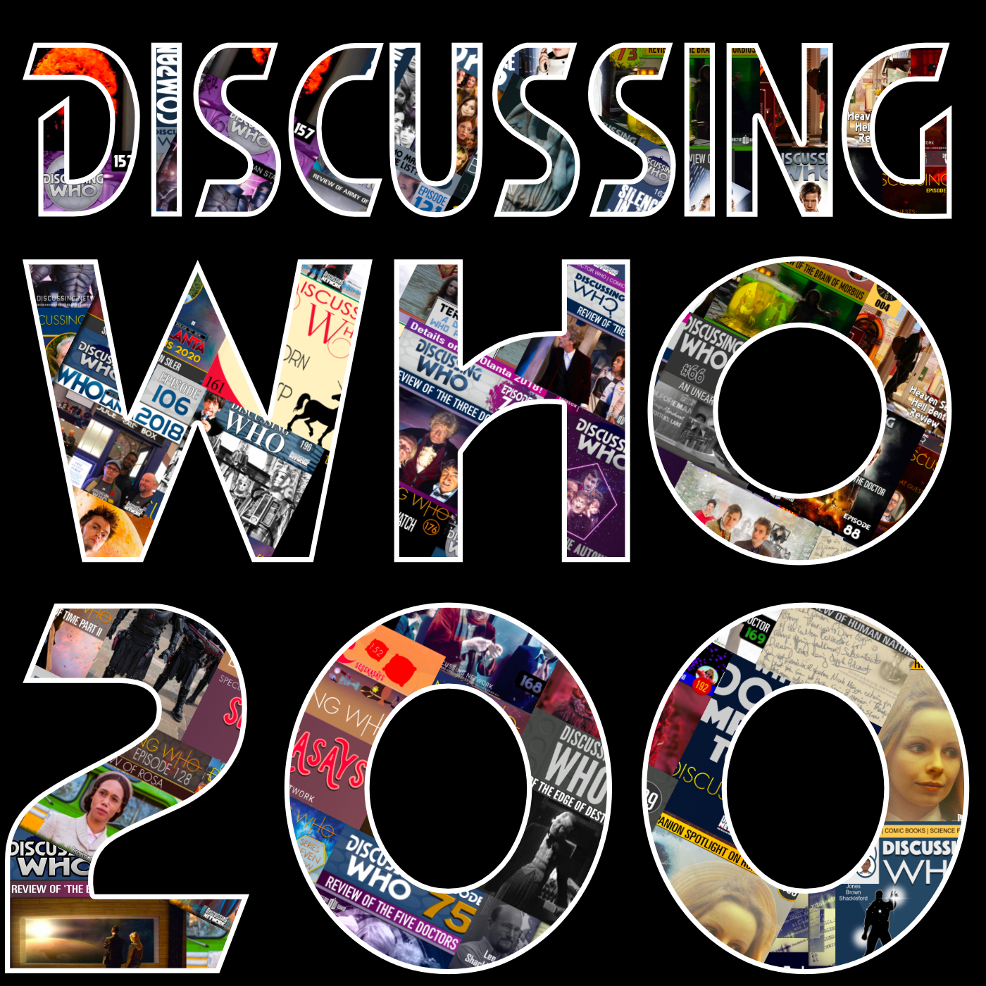 Discussing Who A Doctor Who Podcast Episode 200