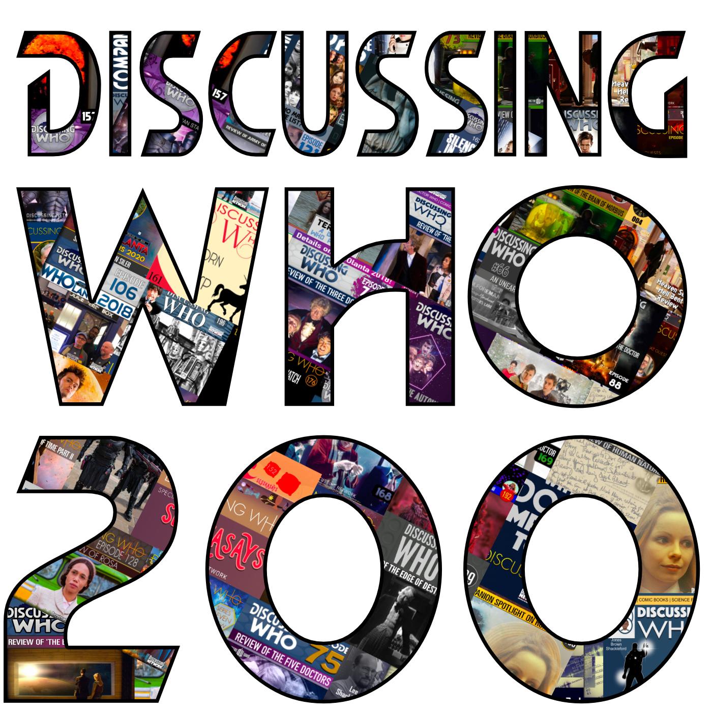 Discussing Who Episode 200