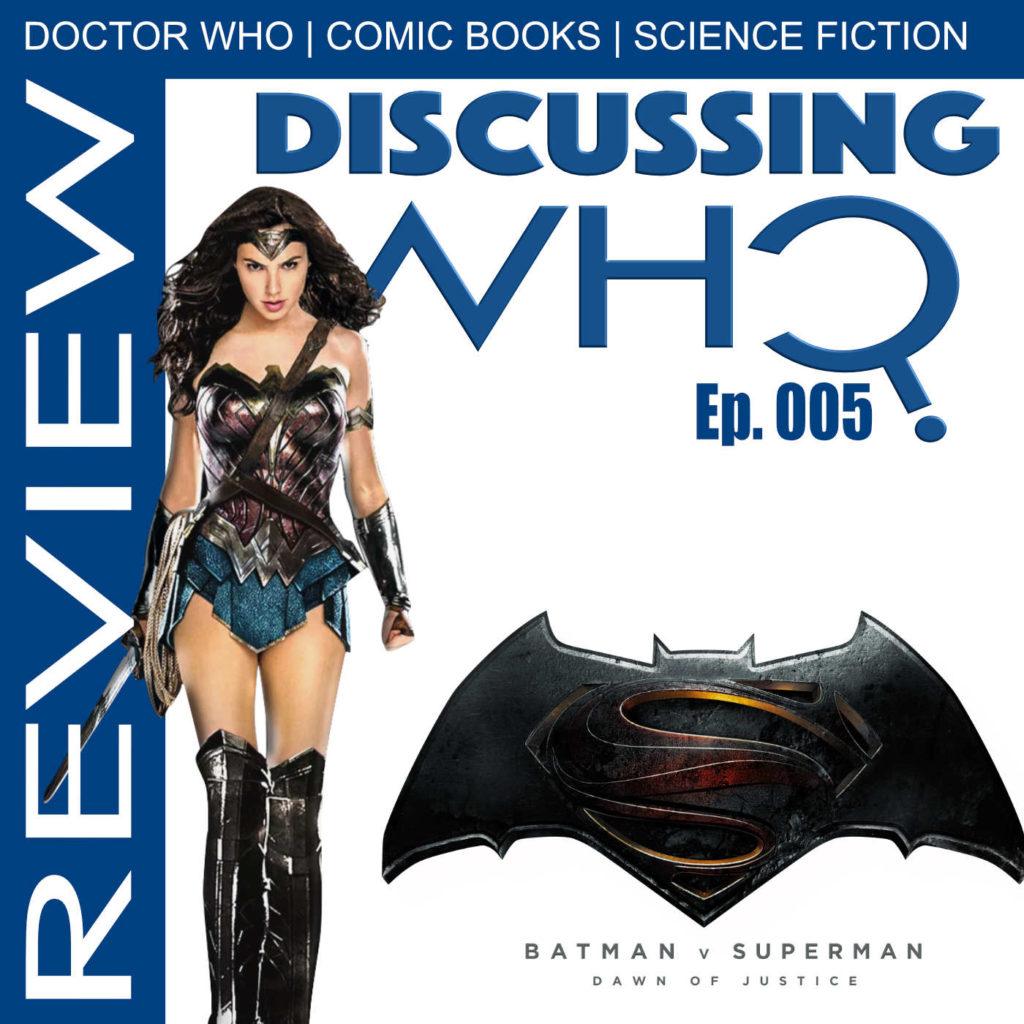 Review of Batman V Superman Dawn of Justice