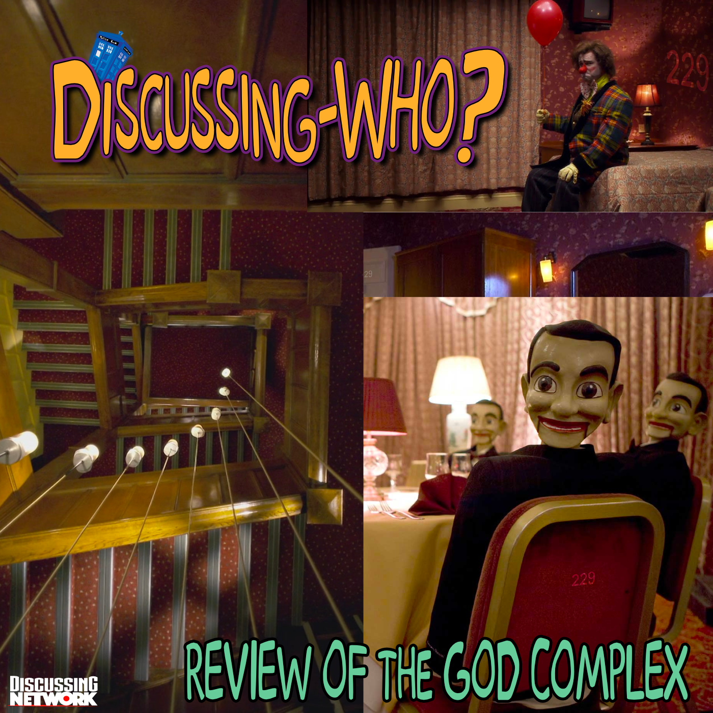 Discussing Who Review of the God Complex, Doctor Who Series 6 Episode 11